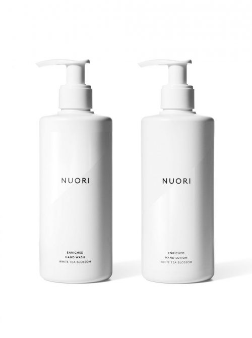 Enriched Hand Wash and Lotion