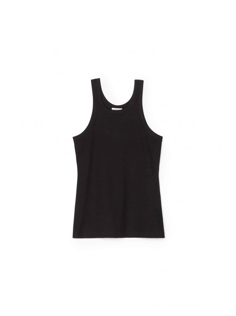 toteme espera tank top black