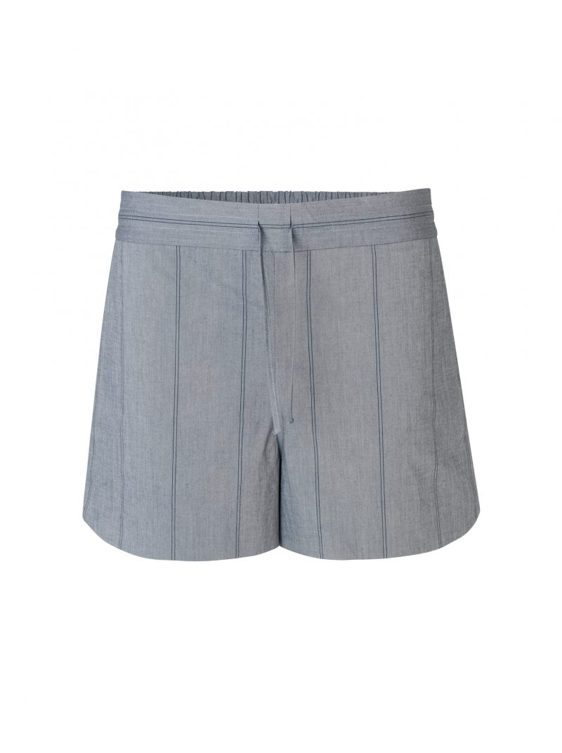 mark kenly domino tan petronella shorts grey